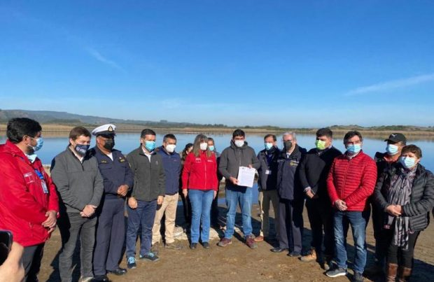 Pescadores de Putú proyectan cultivos de pelillo y ostras