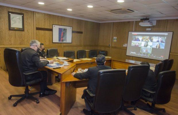 En Chile: Efectuaron reunión de la componente nacional del Comité Científico de Investigación Oceánica