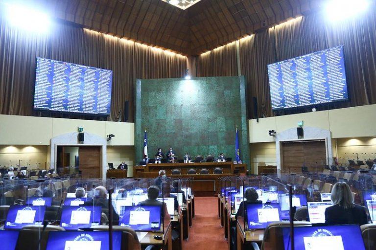 Cámara de Diputadas y Diputados