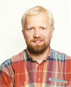 Niels Alsted in 1987