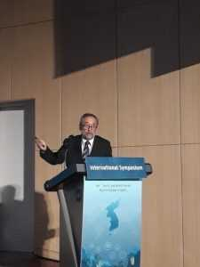 Científico chileno participa en Corea en proyecto de investigación internacional
