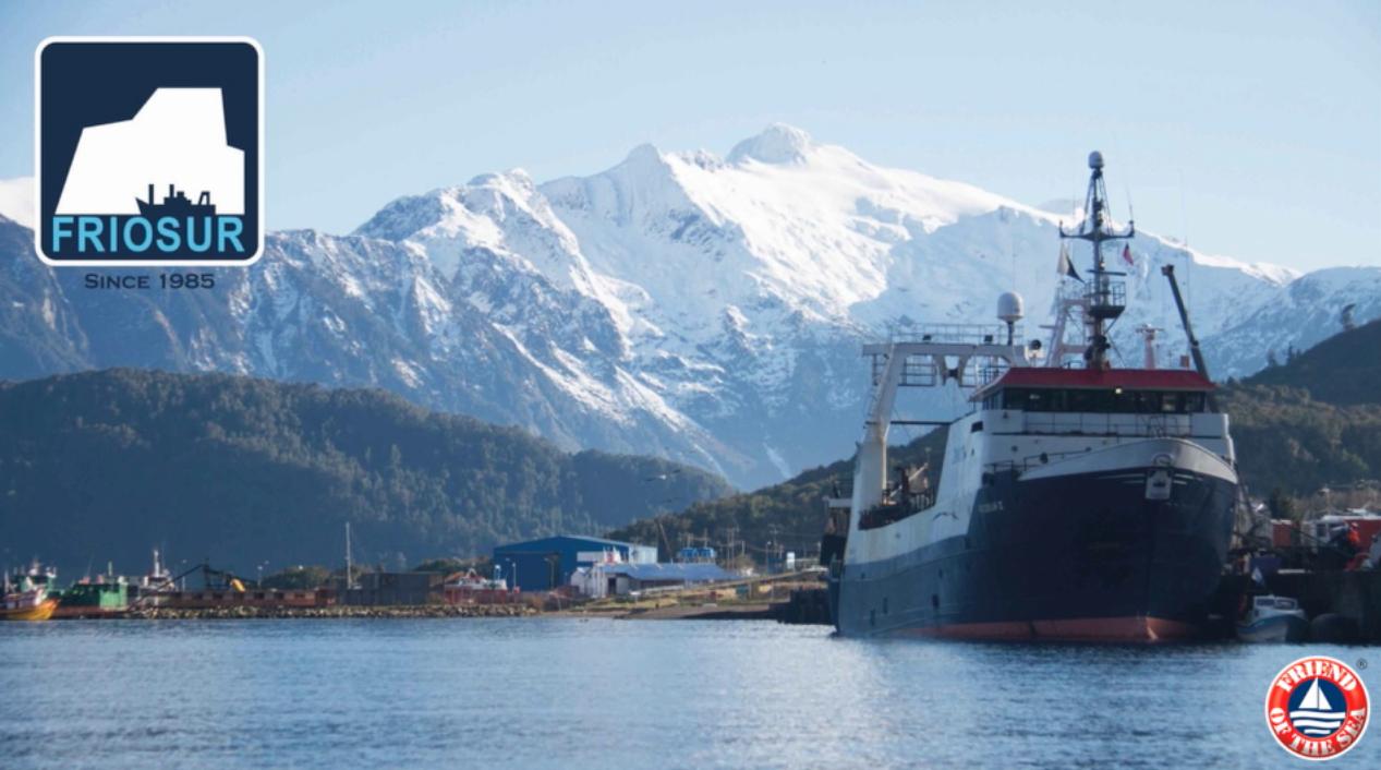 Friend of the Sea: Friosur obtiene certificación internacional
